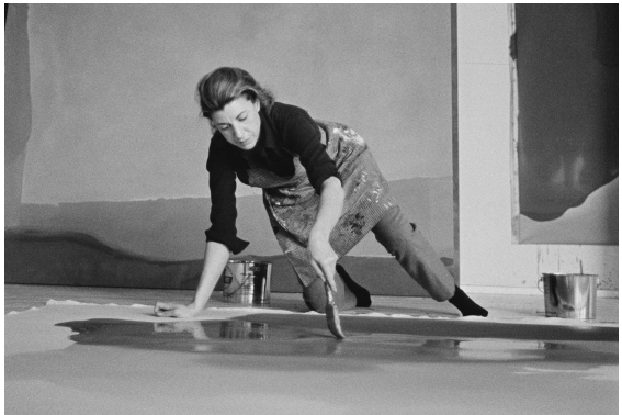 frankenthaler workshops + e courses
